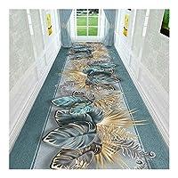MDCG プロムナードカーペット 3Dステレオ エントランス 玄関マット 任意カット 滑り止めフットパッド (Color : A, Size : 100x170cm)