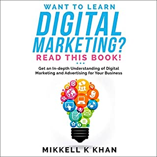 Want to Learn Digital Marketing? cover art