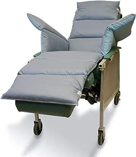 NYOrtho Geri-Chair Comfort Seat Cushion Color: Reversible: Super-Soft Peachskin | High-Performance Fluid-Proof Fabric 72