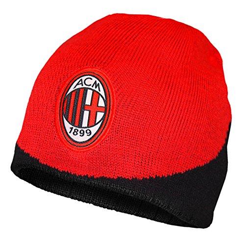 AC Milan Wave Bonnet tricoté Multicolore