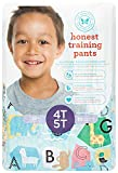 The Honest Company Disposable Training Pants, Animal ABCs, 4T/5T, 19 ct
