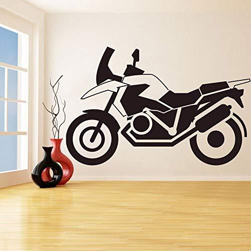 Yaonuli decoratieve muursticker van vinyl, waterbestendig, voor overdracht van vinyl