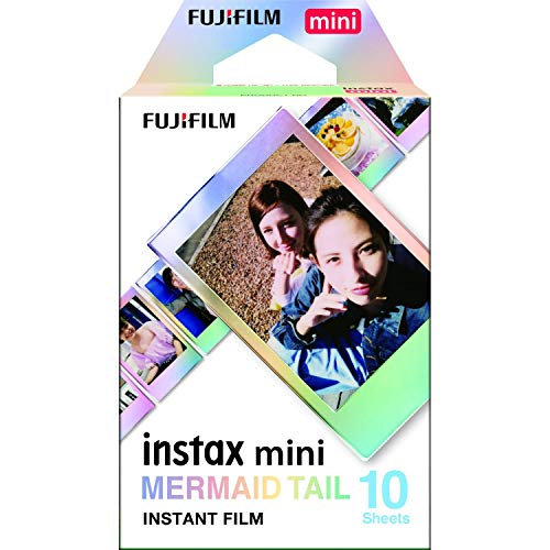 instax Film Mermaid Tail 16648402