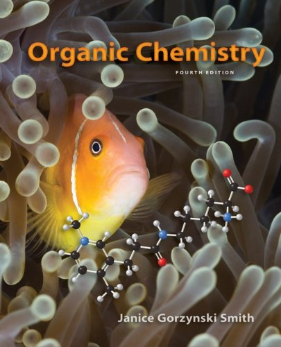 Connect Access Card 1 Year for Organic Chemistry 4th Edition (Printed Access Code) Dr Smith Janice Gorzynski (2013)