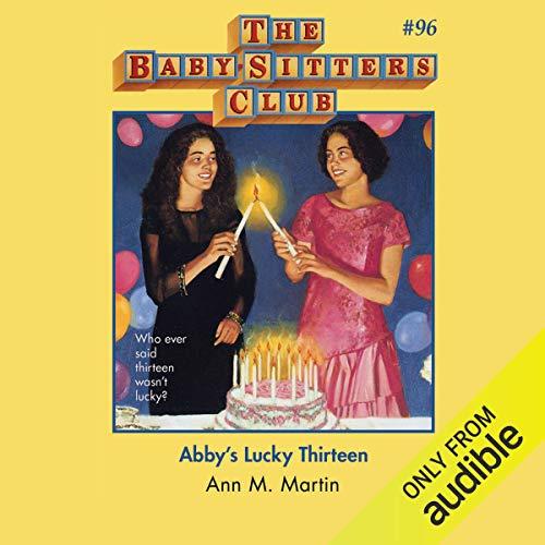 Abby's Lucky Thirteen cover art