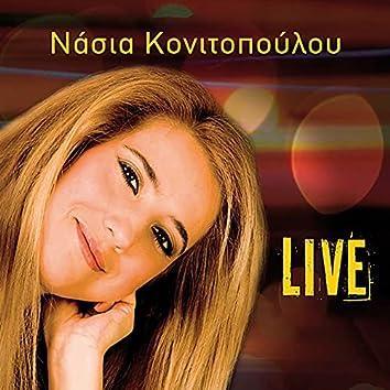 Nasia Konitopoulou (Live)