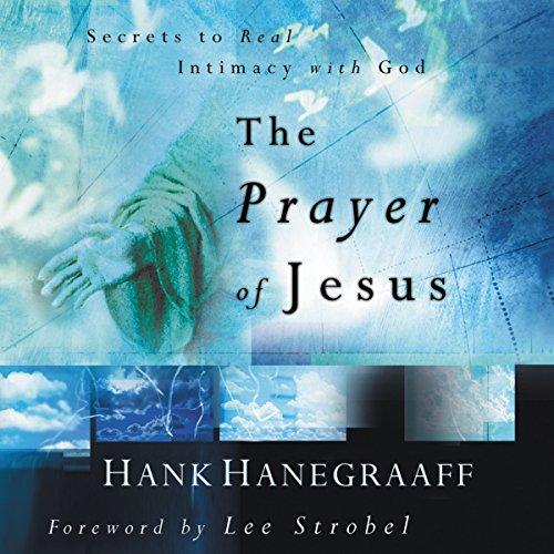 The Prayer of Jesus audiobook cover art