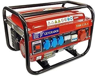 comprar comparacion OPC Generador electrico Gasolina 230/380V 5500w