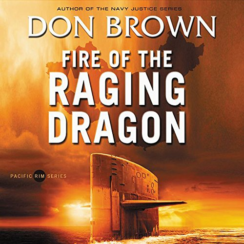 Fire of the Raging Dragon audiobook cover art