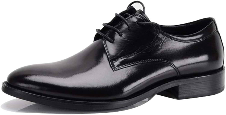 Manliga derbyt skor mode affärskläder skor bröllopsskor läder Oxford skor skor skor  klassisk stil