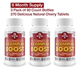 3 Pack of B12 Sublingual Vitamin B Complex Energy Pill with B12 Methylcobalamin...