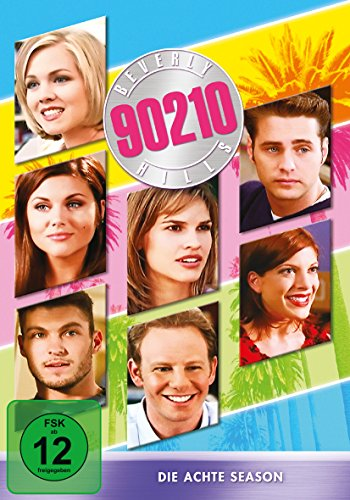 BEVERLY HILLS 90210 S8 MB - MO [DVD]