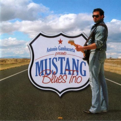 Presents Mustang Blues Trio