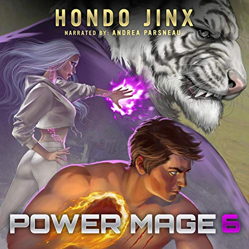 Power Mage 6 cover art