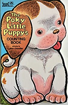 Board book The Poky Little Puppy's Counting Book