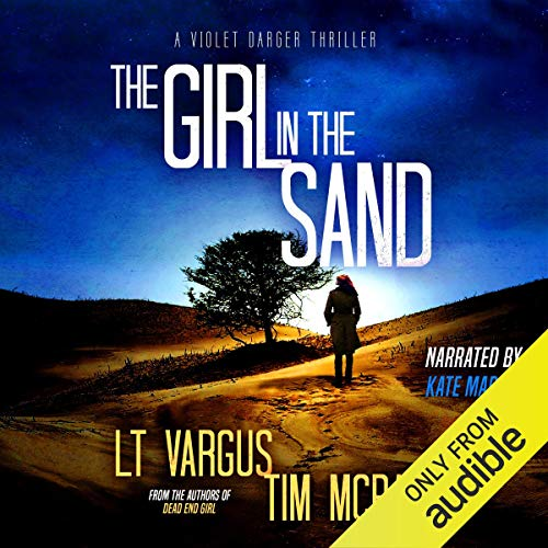 The Girl in the Sand Titelbild