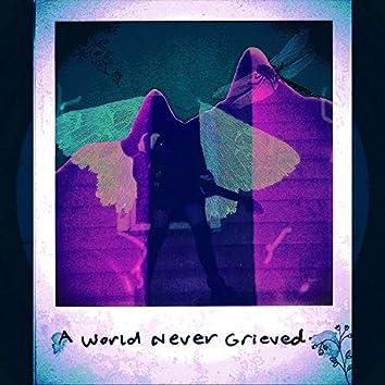 A World Never Grieved