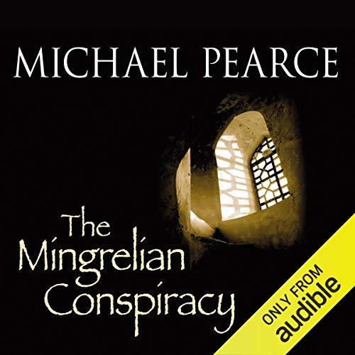 The Mingrelian Conspiracy audiobook cover art