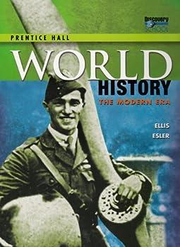 Prentice Hall World History: The Modern Era 0131333836 Book Cover