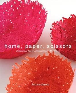 Home, Paper, Scissors: Decorative Paper Accessories for the Home