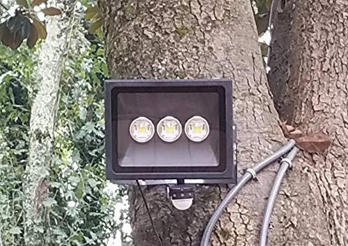 Startle Security Light | Outdoor Motion Detection Security Flood Light | Brightest Security Light in The World | Startle Light