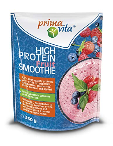 Primavita - High Protein Fruit Smoothie 350g (7 Portions)