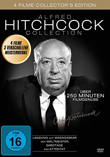 Alfred Hitchcock Collection Vol.1