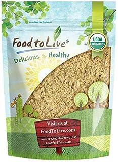 Sponsored Ad - Organic Mesquite Powder, 1 Pound - Non-GMO, Kosher, Raw, Vegan, Bulk