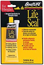 Boat Life Lifeseal Sealant Tube, Clear
