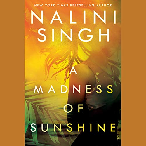 A Madness of Sunshine audiobook cover art