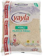 2 Kg Yayla Yerli Pilavlık Pirinç