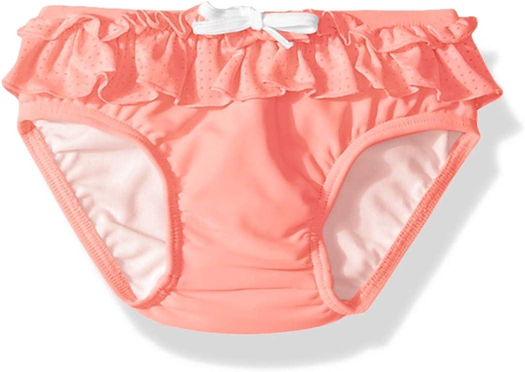 Seafolly Toddler Girl's Coated Baby Swim Bottom Swimwear