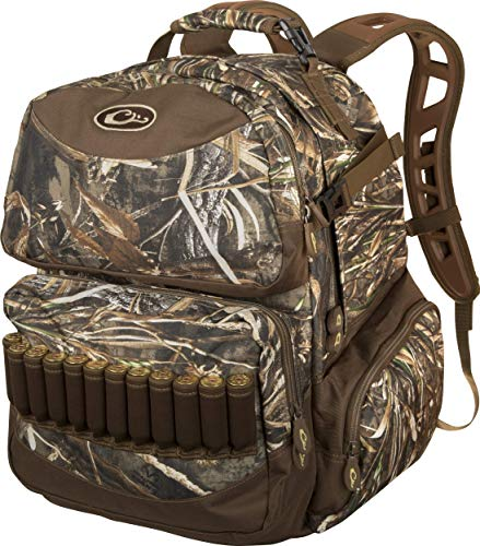 Drake Waterfowl Walk-in Backpack 2.0 Realtree Max-5 One Size Fits Most