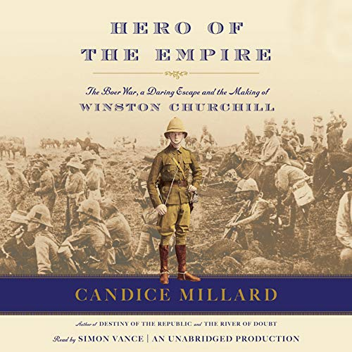 Hero of the Empire Audiobook By Candice Millard cover art