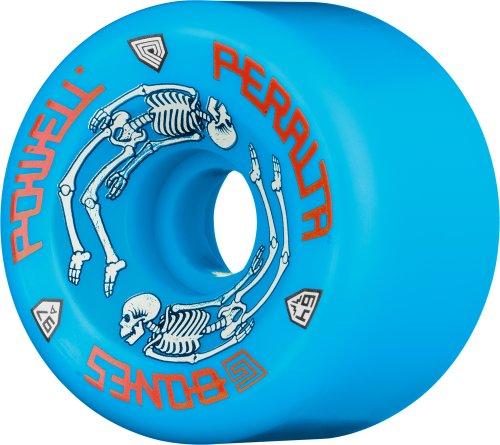 Powell Peralta - Eventgutscheine & Reisegutscheine in blau, Größe 64MM-97A