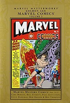 Marvel Masterworks: Golden Age Marvel Comics, Vol. 3 - Book #102 of the Marvel Masterworks