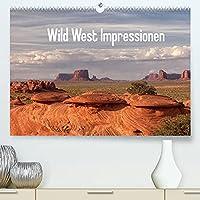 Wild West Impressionen (Premium, hochwertiger DIN A2 Wandkalender 2022, Kunstdruck in Hochglanz): Eine Reise durch die wilde Natur des nordamerikanischen Westens (Monatskalender, 14 Seiten )