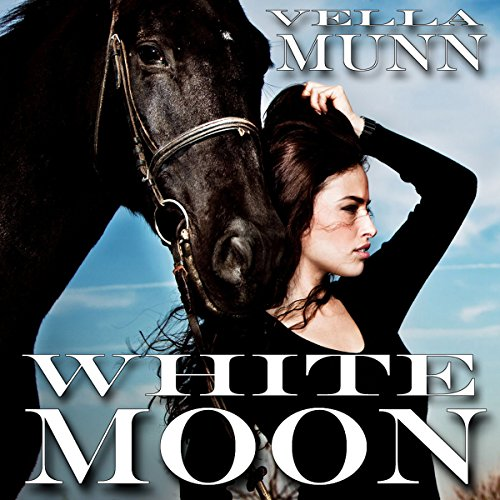 White Moon audiobook cover art
