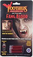 ドラキュラの口から滴る血… 血糊 FCC302|Dracula House FANG BLOOD