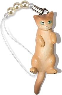ペットラバーズ 猫どん LadyCat vol.7 アビシニアン ビーズ ストラップ N-2711