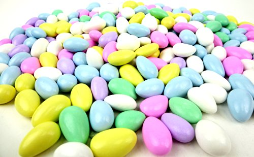 Assorted Jordan Almonds, 2 lb Bag