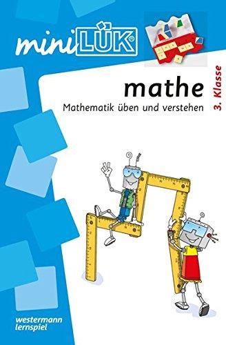 miniLÜK-Übungshefte: miniLÜK: 3. Klasse - Mathematik: Üben und verstehen
