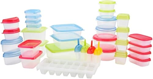 2021 66-pc Food Storage Containers high quality Lock Tight Lids Microwave, online sale Freezer Dishwasher-Safe BPA-Free sale