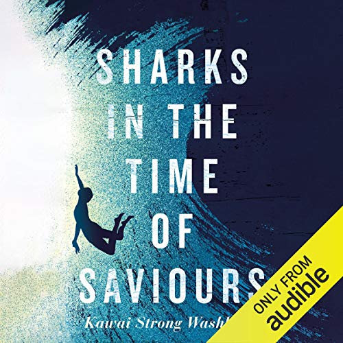 Sharks in the Time of Saviours  By  cover art