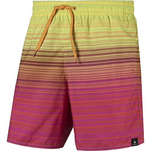 Firefly Herren Shorts Miko Badeshorts, Yellow, L