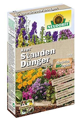Neudorff 00159 Azet Stauden Dünger, 1 kg
