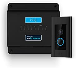 Ring Video Doorbell Elite X with  Access Controller Pro Cellular - lifetime video recording, 3-year device warranty, dedic...