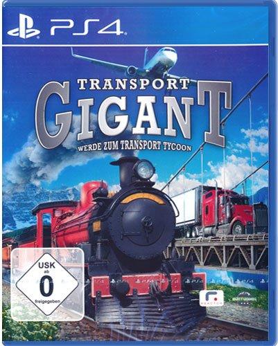 UIG 1033960 Transport Gigant [PlayStation 4]