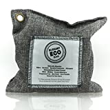 Blissany Carbón Activado Purificador de Aire de 100% Natural bambú carbón, Ideal para Coche, Caravana, Cocina, Armario, Perchero, Elimina los olores Desagradables en Forma Natural