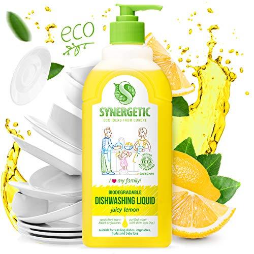 Gel de lavado sinérgico, biodegradable, 0,5 l